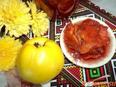 Варенье из айвы - 5 самых вкусных рецептов с фото пошагово