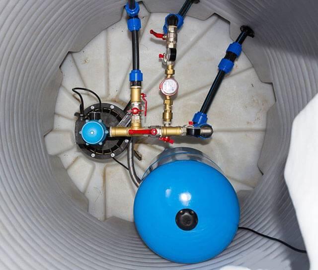 Как правильно выполнить обустройство скважины на воду