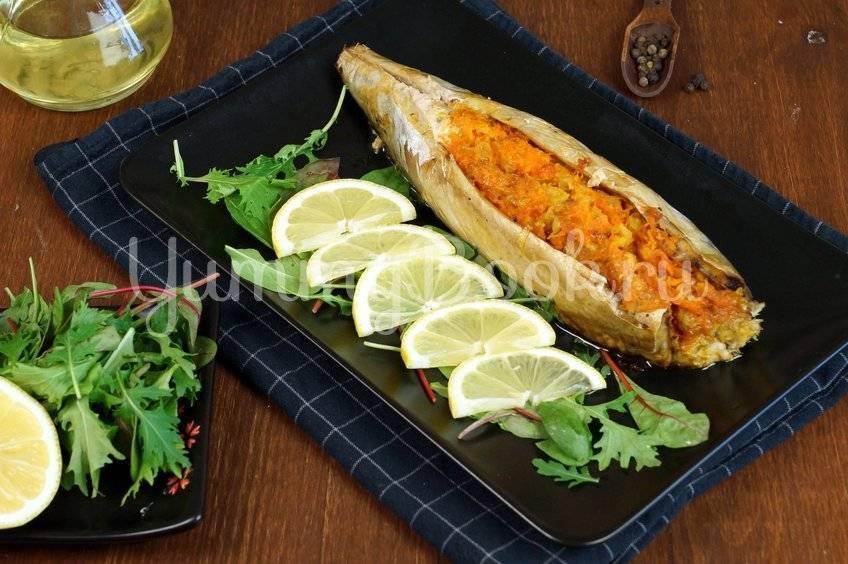 Скумбрия запеченная в духовке. 13 простых рецептов приготовления вкусной и полезной рыбы