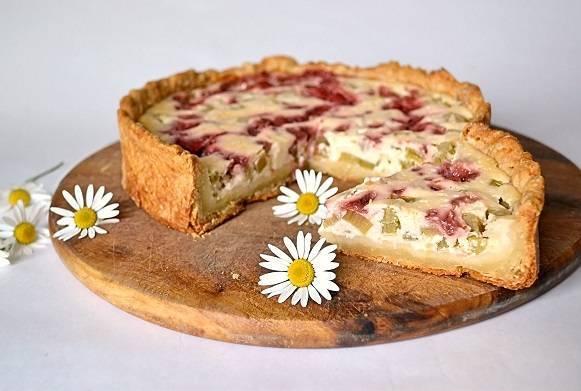 Вкусные пироги с ревенем – десерт для здорового питания. пирог из ревеня: самый легкий рецепт для получения вкусного блюда