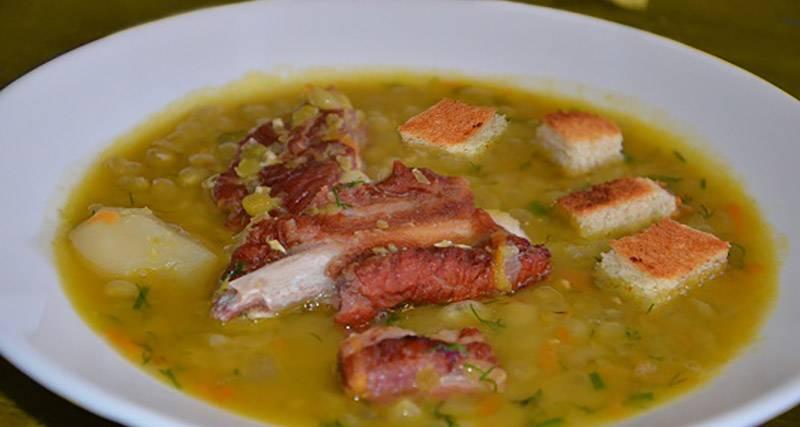 Почему не разваривается горох в супе и что делать в такой ситуации?