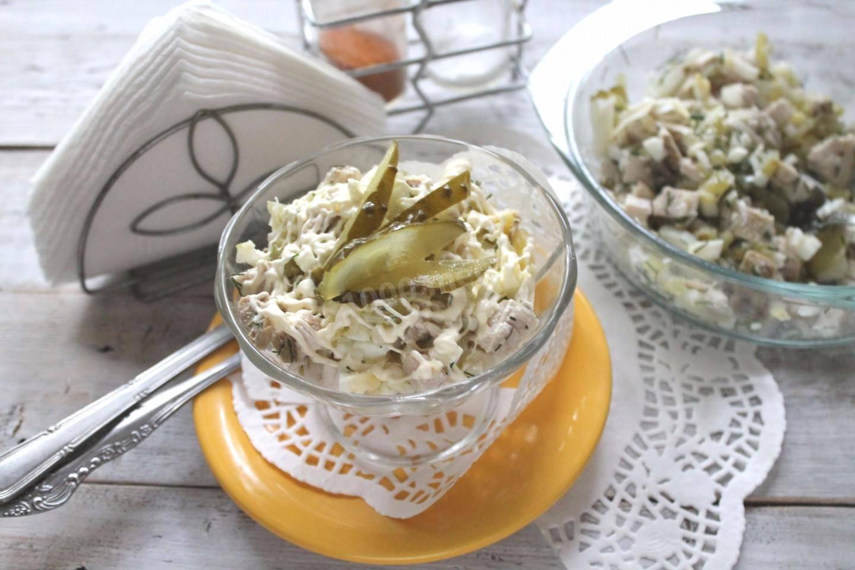 Острая соленая закуска из редьки кактуги