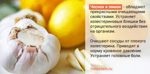 Польза чеснока для организма человека