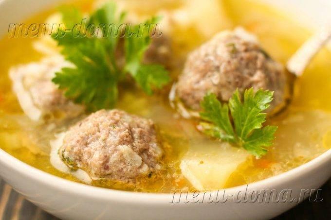 Как приготовить суп с капустой и картошкой – пошаговые действия