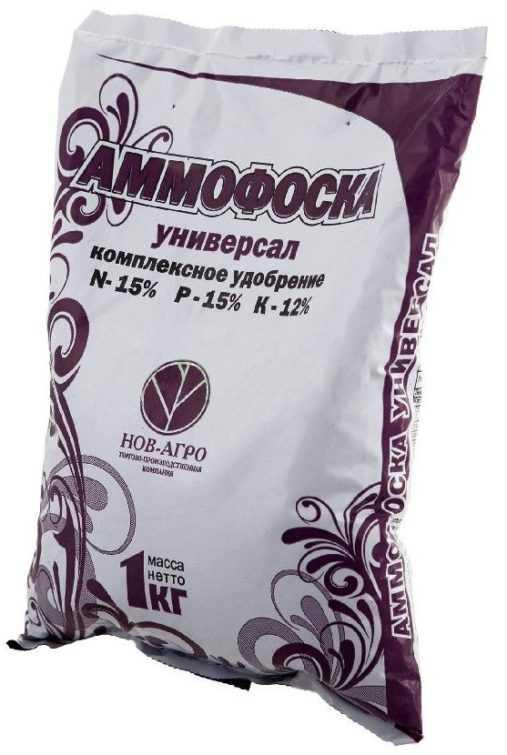 Нитрофоска для картофеля: инструкция, время и нормы внесения