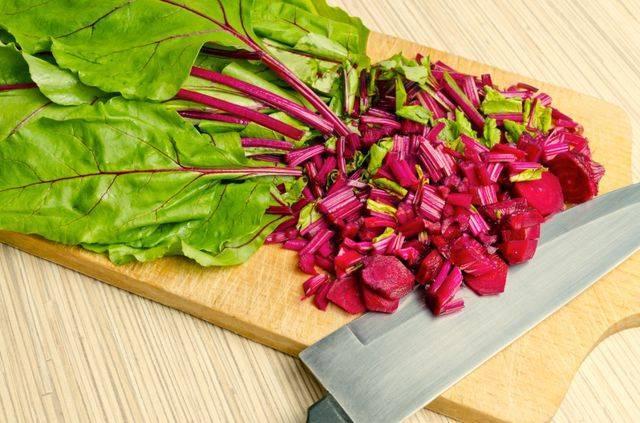 «вершки полезнее корешков»: листья свеклы = русский суперфуд — 12 экономных пп рецептов