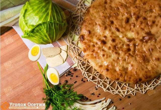 Осетинские пироги – 7 пошаговых рецептов. как приготовить осетинский пирог?