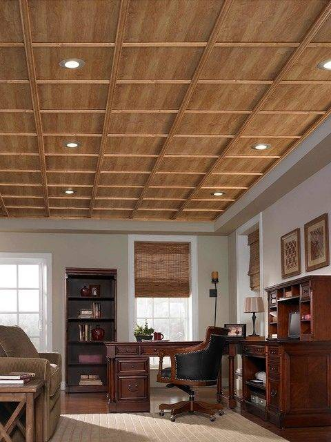 Потолок из пвх (пластиковых) панелей: пошаговая интрукция