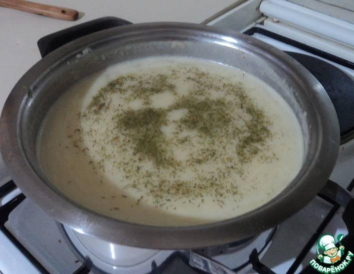 Рецепты суп-пюре из картофеля с гренками, сливками, грибами