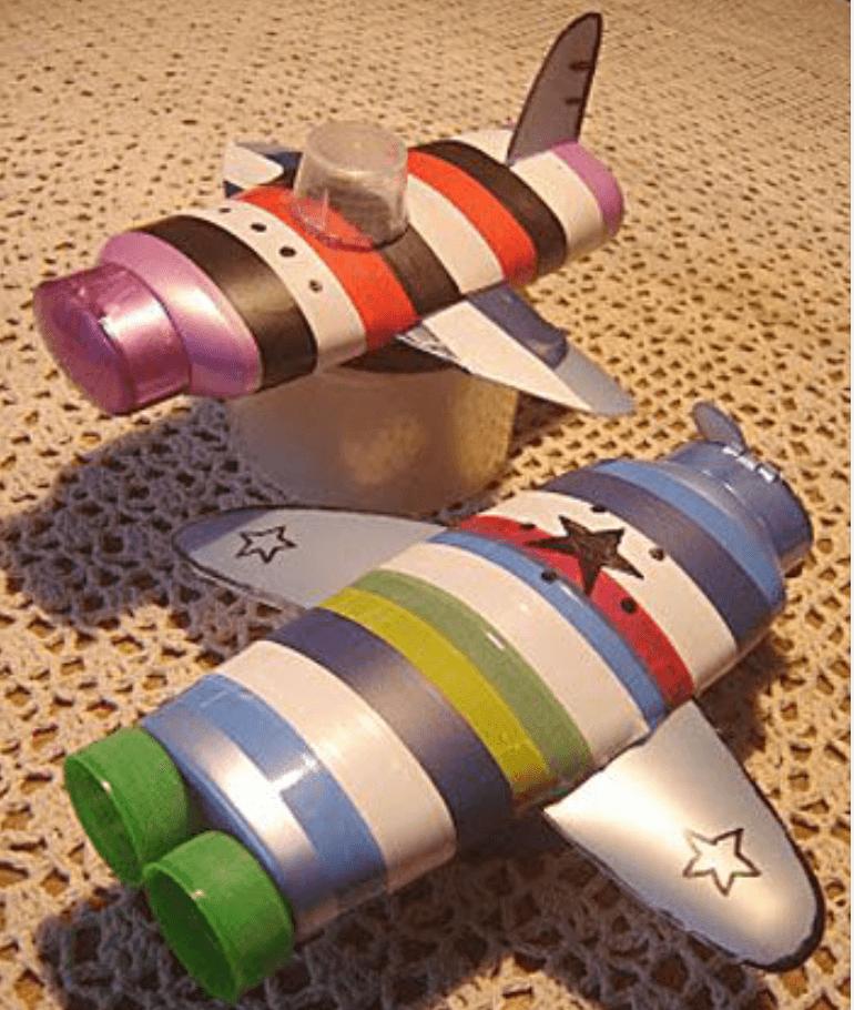 Поделки на новогоднюю елку из пластиковых бутылок. украшаем уличную елку игрушками, сделанными своими руками
