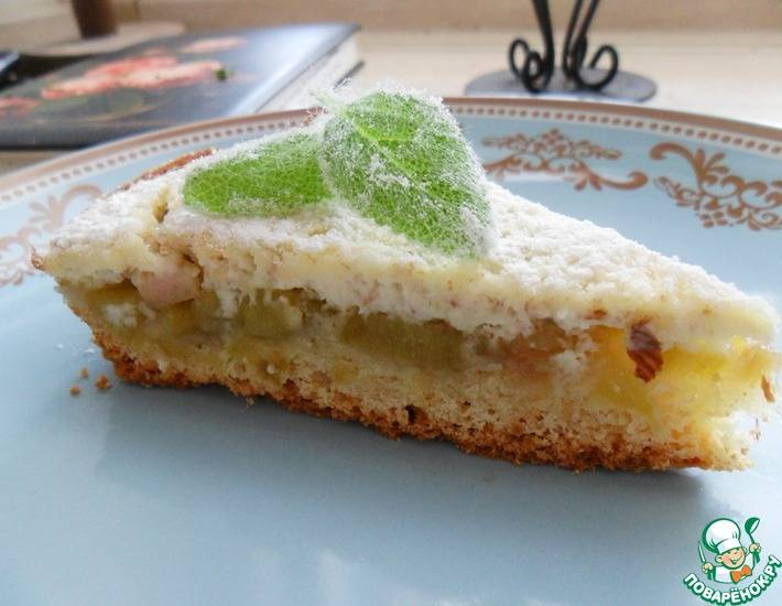 Как сделать пирог из ревеня. вкусные пироги с ревенем – десерт для здорового питания