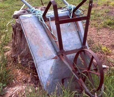 Самодельная техника для огорода