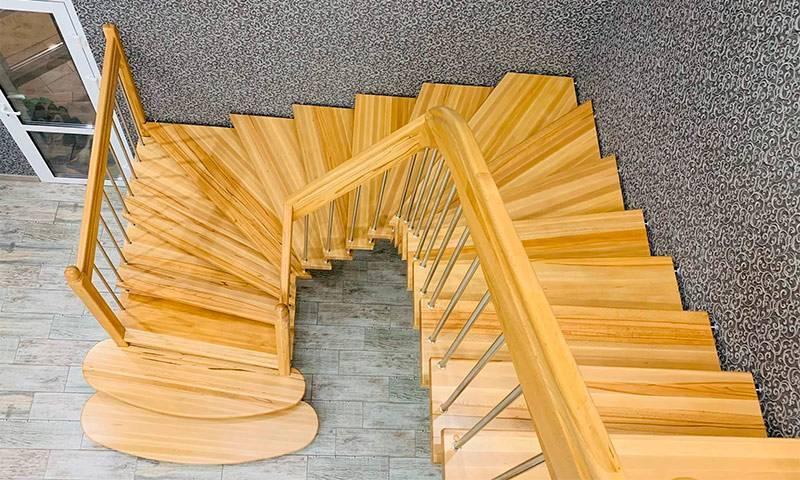 Проектирование металлической лестницы на второй этаж: расчет и чертежи