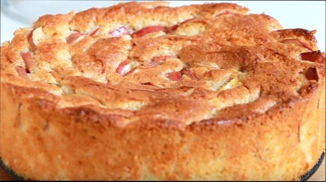 Шарлотка пышная с яблоками в духовке: лучшие рецепты