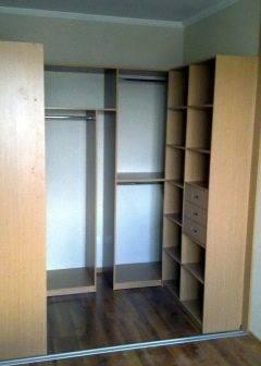 Как сделать гардеробную в домашних условиях