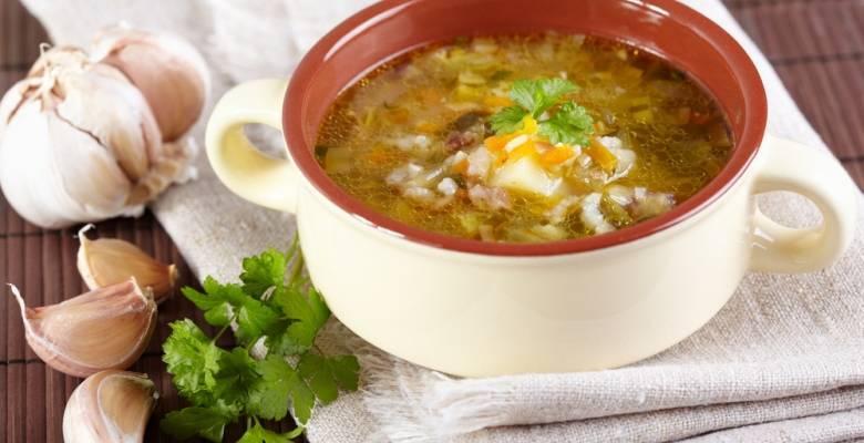 Делаем оригинальные заготовки супов на зиму