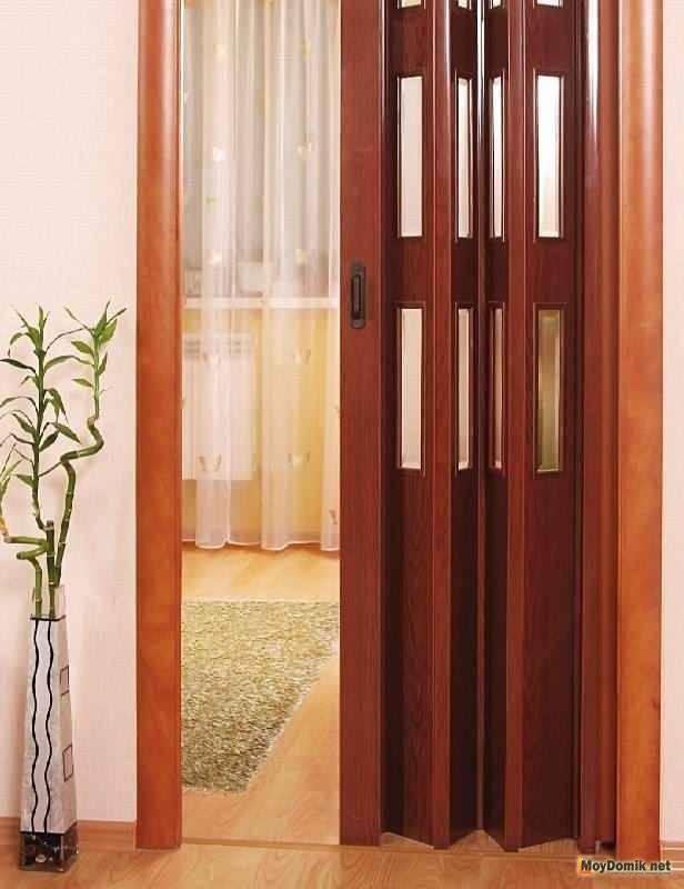 Устройство и конструкция раздвижных межкомнатных дверей