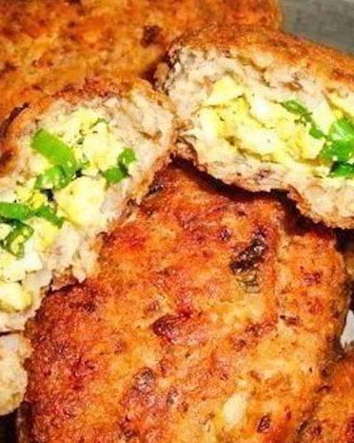 Рецепт рыбные зразы. калорийность, химический состав и пищевая ценность.
